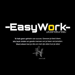 EasyWork-Quote-muur